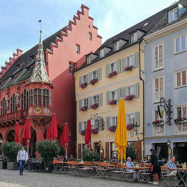 Öffentlicher Stadtführung in Freiburg (Fribourg) | Visit Freiburg Germany