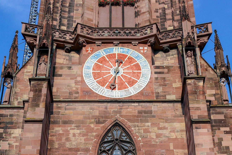 Führung im Münster in Freiburg