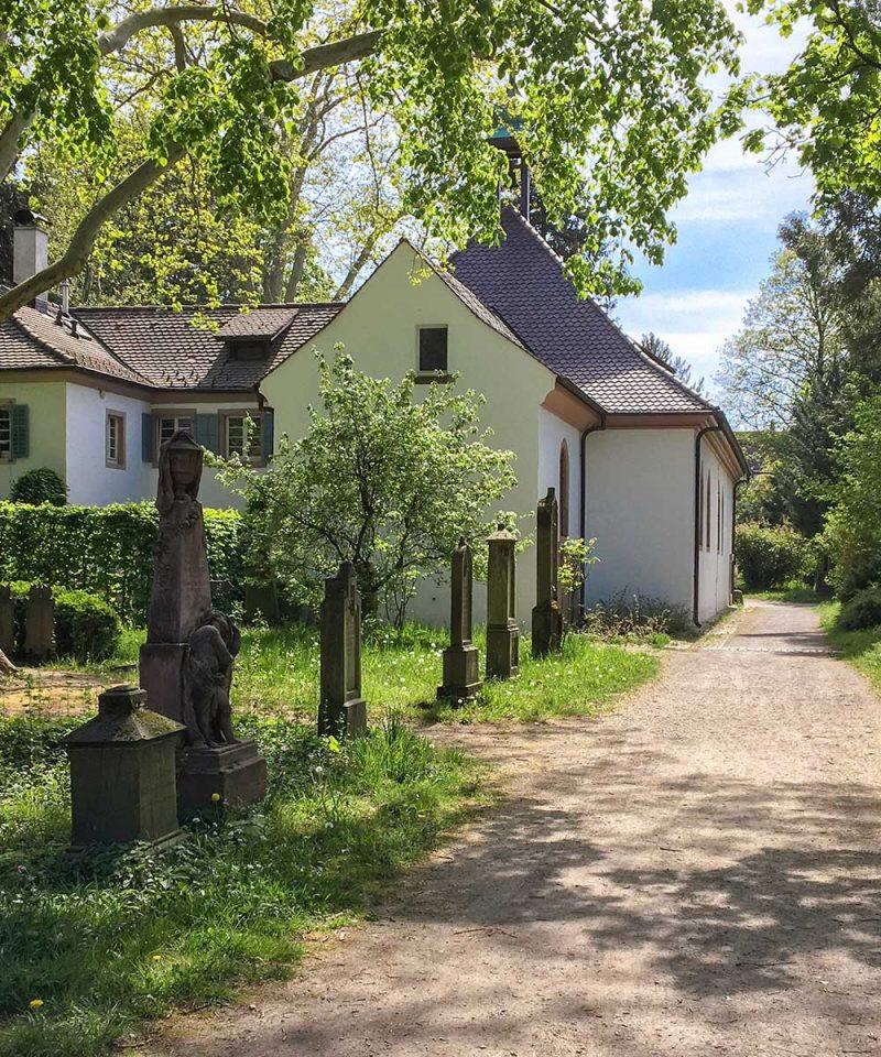 Alter Friedhof Freiburg