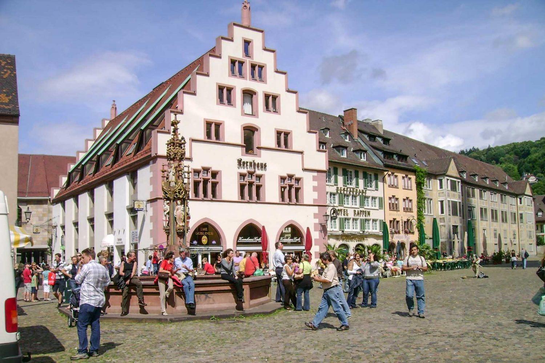 Themenführung: Franzosen in Freiburg