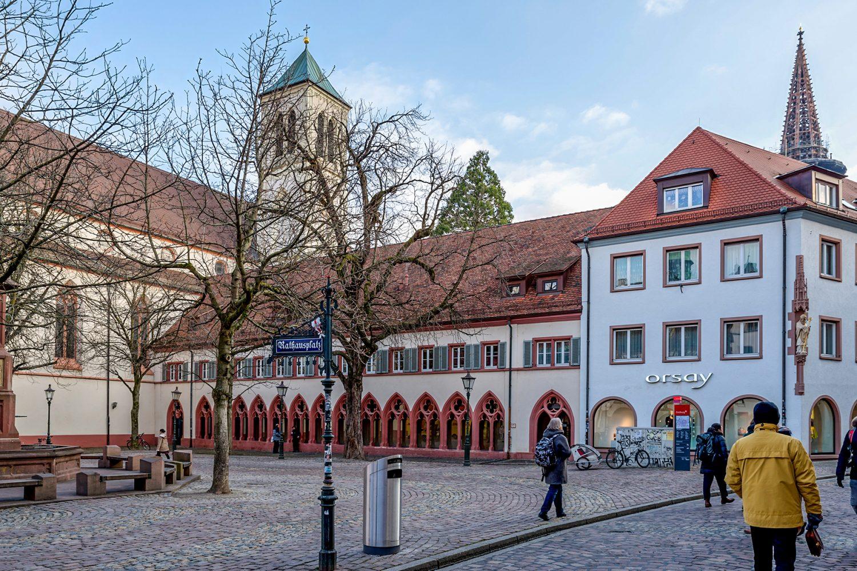 Freiburg für Schulklassen / Fribourg-en-Brisgau pour les classes scolaires