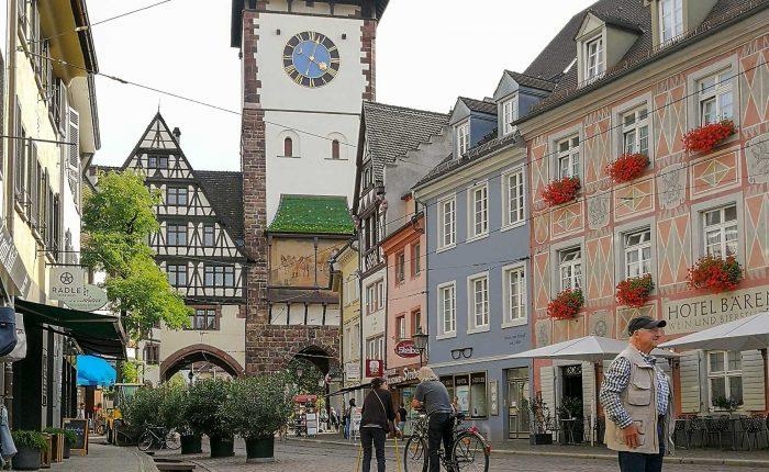 Stadtrundgang in Freiburg