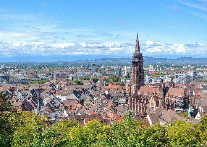 Rundgang durch Freiburg