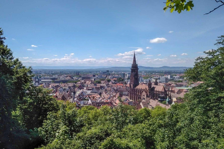 Freiburger Schlossbergführung
