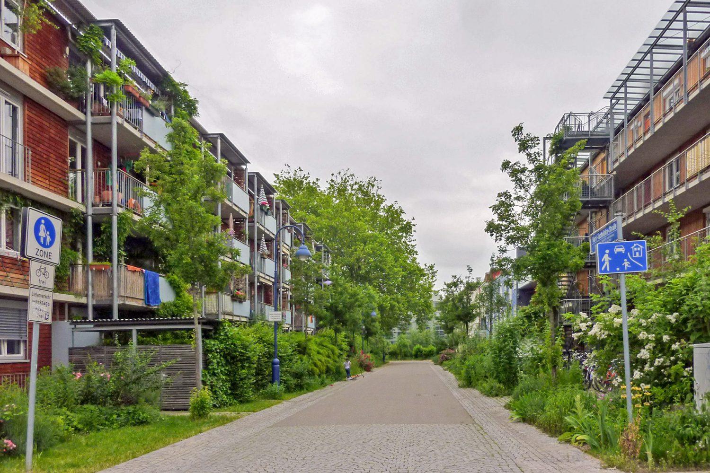 Stadtführung Vauban