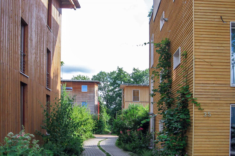 Freiburg für Schüler: Green City Vauban