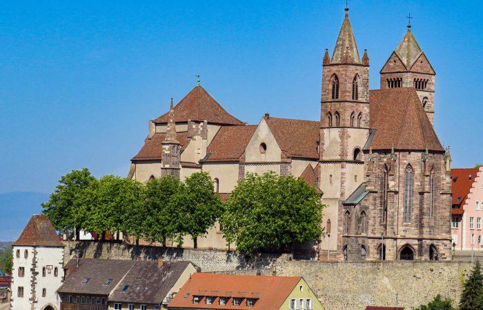Stadtführung Breisach   Rhine River Cities tours