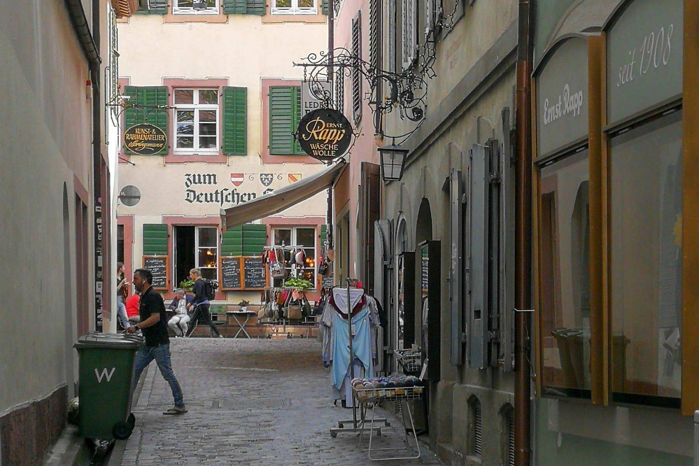 Freiburger Stadtführung auf das Wesentliche konzentriert 3