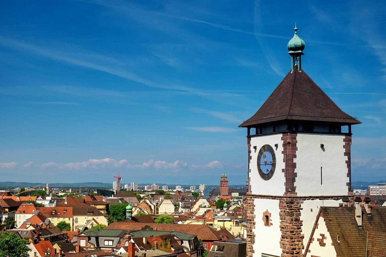 Zweisprachige Freiburger Stadtführung