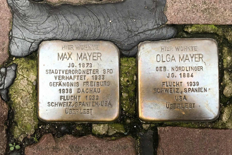 Stadtführung Juden in Freiburg
